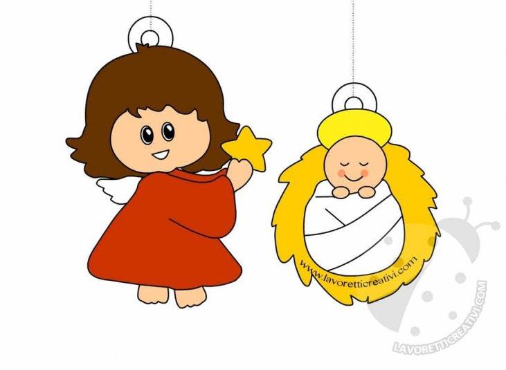 Disegni Di Natale Per Bambini Da Stampare E Colorare Lavoretti