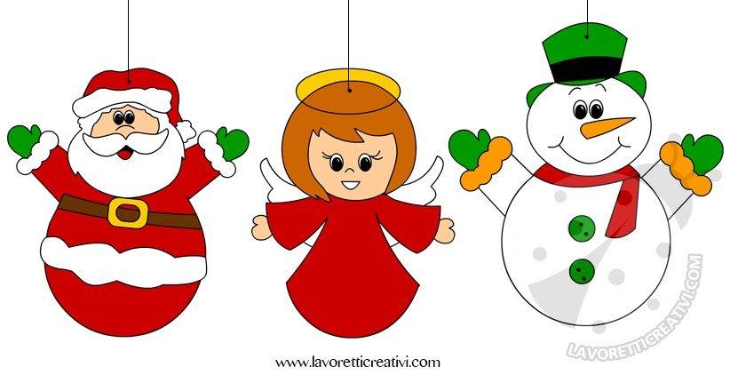 Natale Immagini Per Bambini.Decorazioni Di Natale Per Bambini Lavoretti Creativi