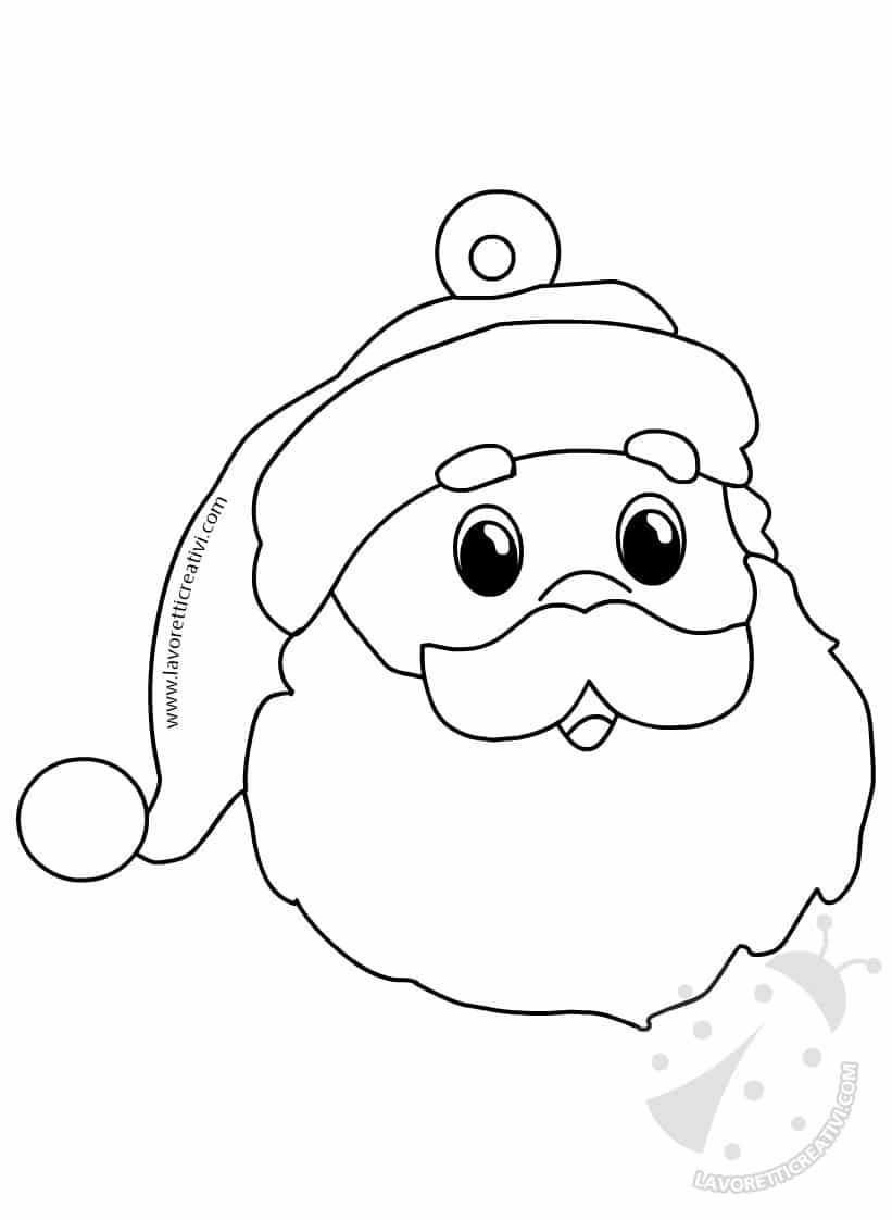 Disegni Di Natale Lavoretti.Addobbi Di Natale Per Bambini Da Stampare E Colorare Lavoretti