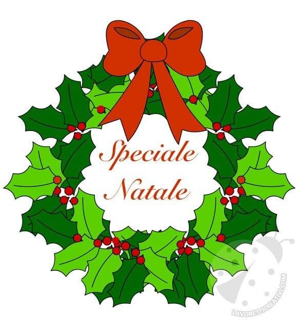 Speciale lavoretti e decorazioni di Natale