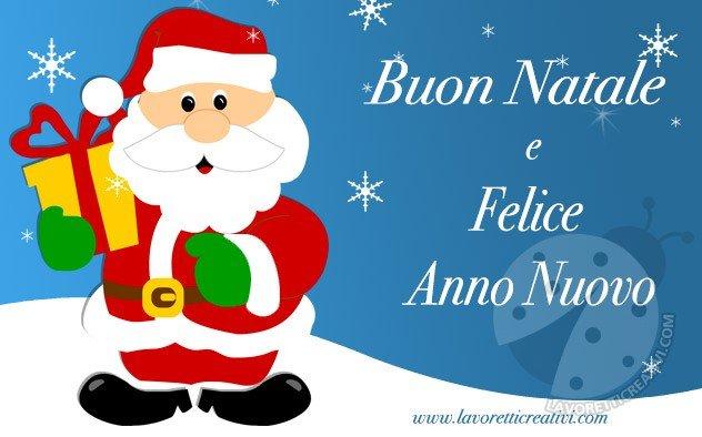 Immagini con Auguri di Buon Natale e Felice Anno Nuovo
