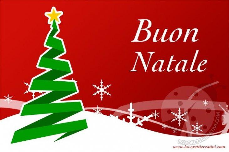 Foto Con Auguri Di Buon Natale.Auguri Di Buon Natale Con Immagini Lavoretti Creativi