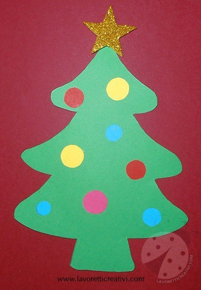 Lavoretti Semplici Di Natale Per Bambini.Lavoretti Di Natale Facili Per Bambini