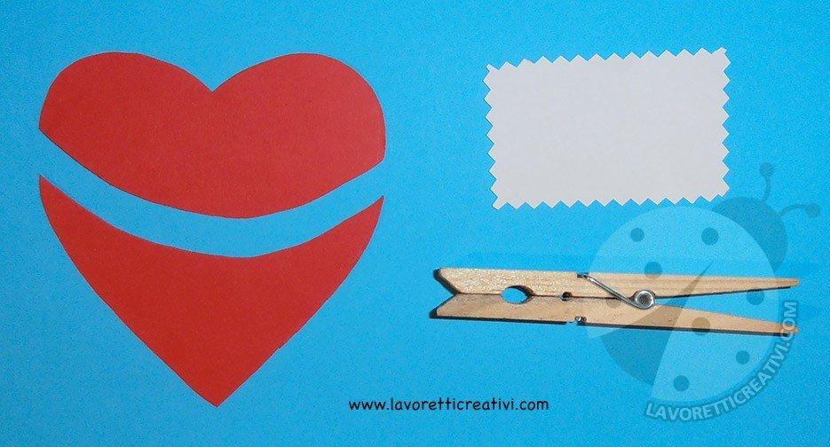 Carta Per Mobili : Idea biglietto san valentino fai da te lavoretti creativi