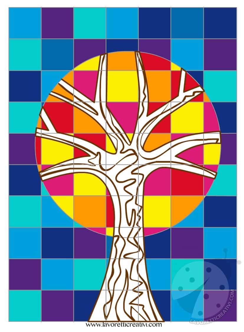 Colori Caldi E Colori Freddi Scuola Primaria Lavoretti Creativi