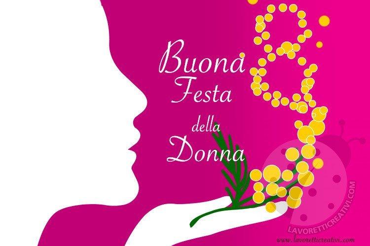 8 Marzo Immagini per la Festa della Donna