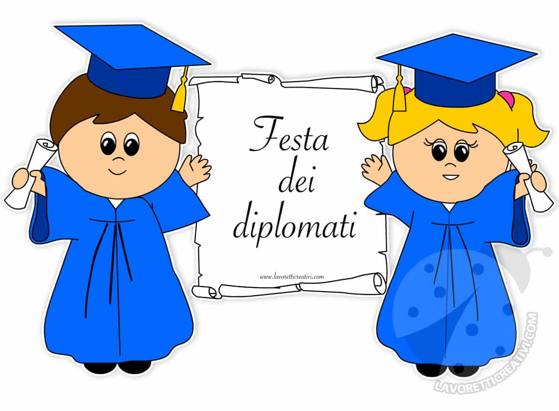 Fine anno scolastico scuola infanzia Cartello Festa dei 403028a1aaaa