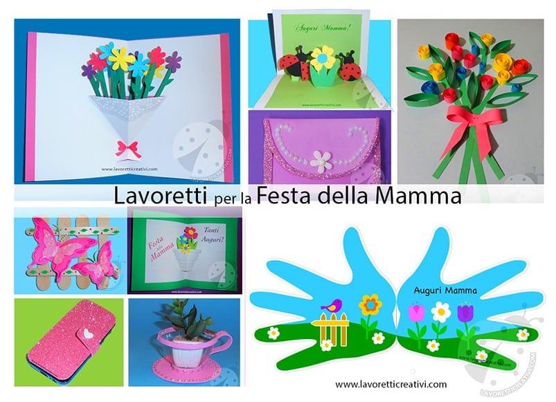 Compleanno Mamma Lavoretti.Lavoretti Per La Festa Della Mamma Scuola Primaria Lavoretti
