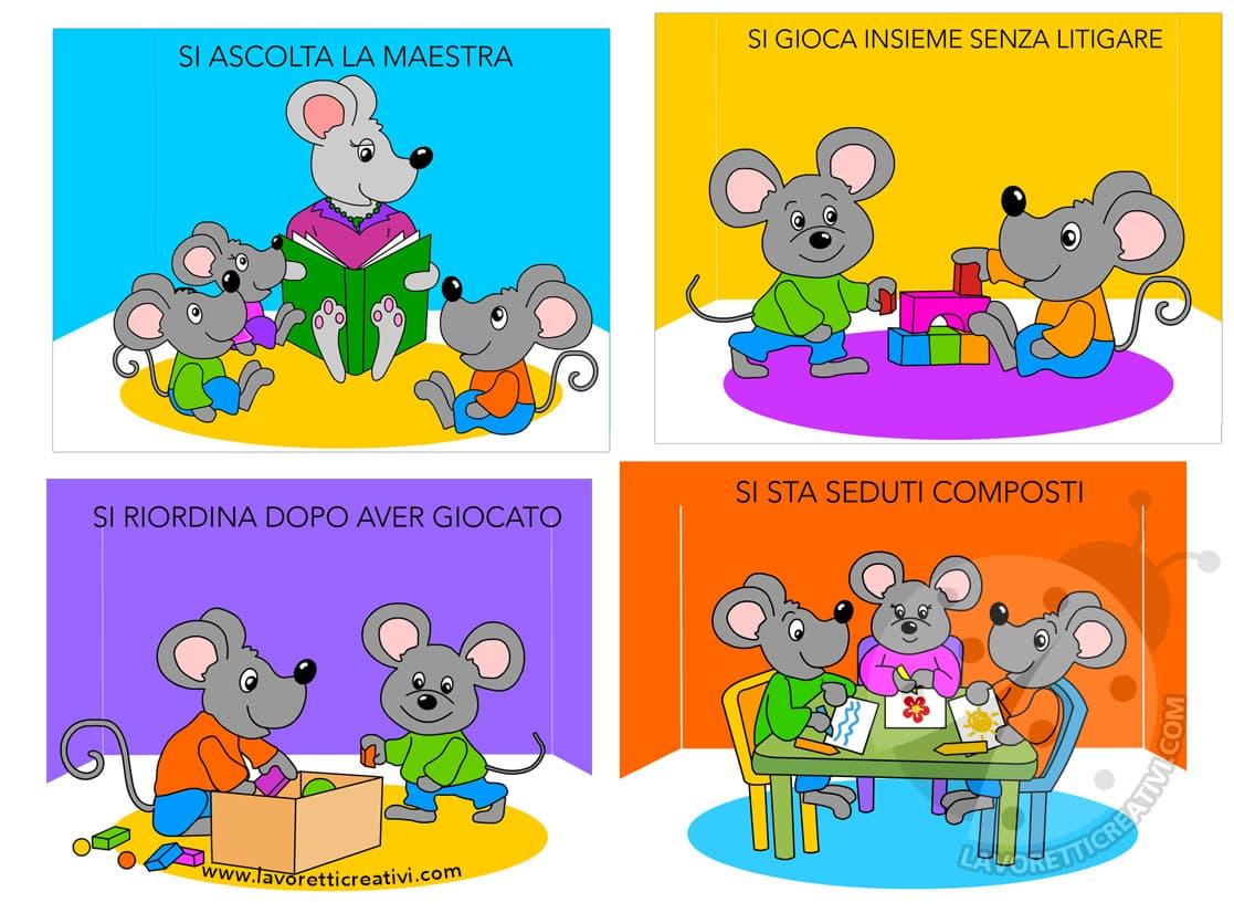 Cartellone di primavera lavoretti scuola infanzia for Addobbi di natale per bambini scuola infanzia