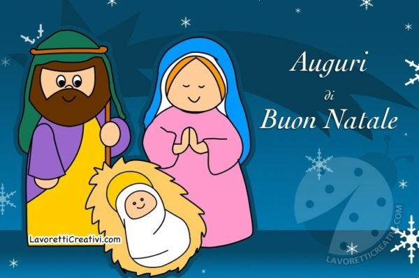 Auguri Di Natale Papa Francesco.Cartolina Di Natale Con Frase Di Papa Francesco Lavoretti Creativi