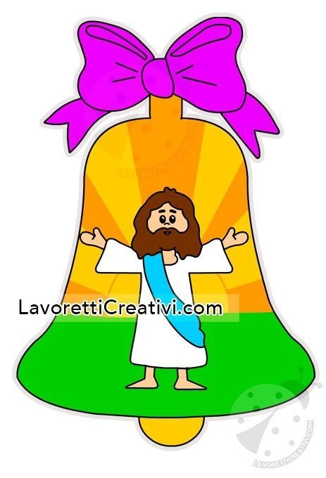biglietti pasqua Gesù