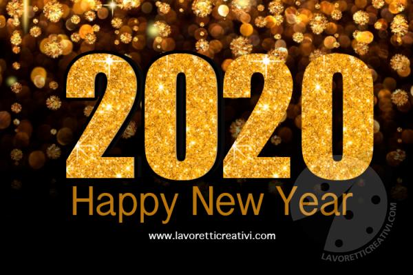Auguri Di Buon Anno 2020 Da Inviare Lavoretti Creativi