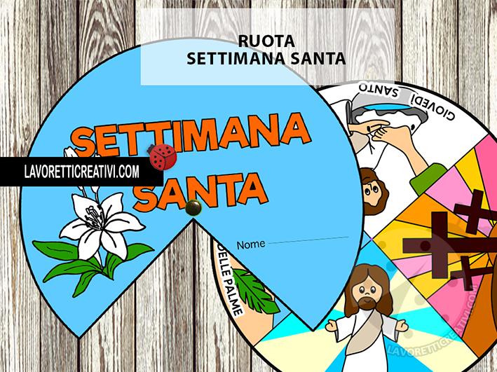 Settimana Santa Catechismo