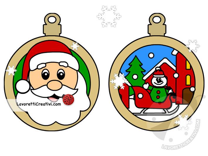 Decorazioni natalizie per la casa