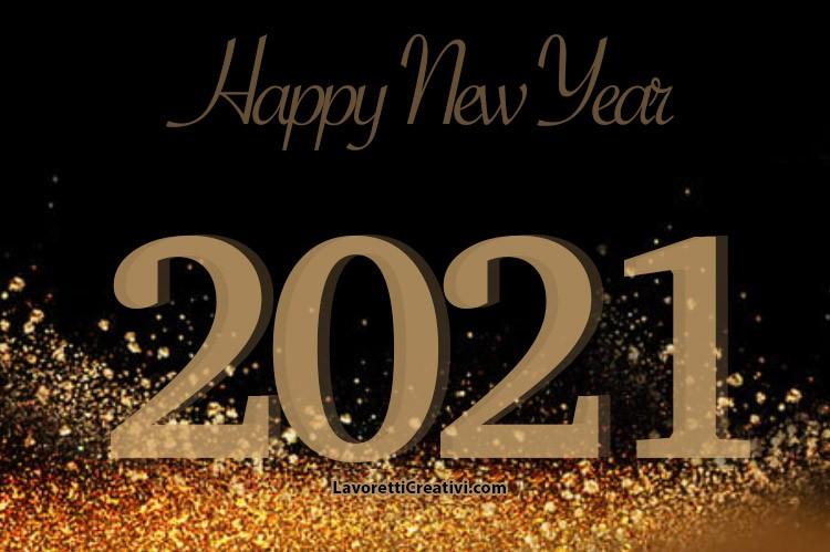 auguri di Buon Anno 2021