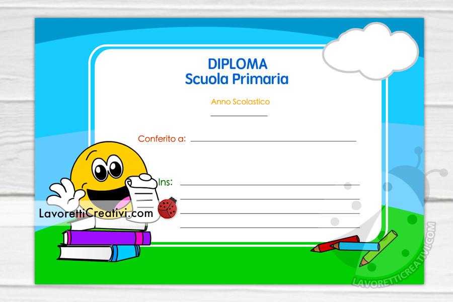 Diploma con smile